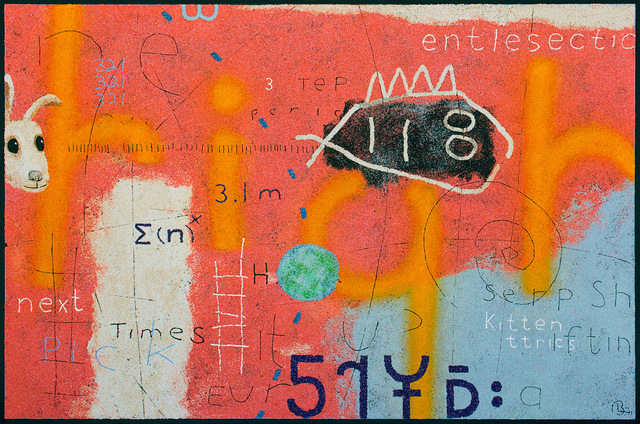 Bob Landstrom, '13363 kHz', 2019, Alan Avery Art Company