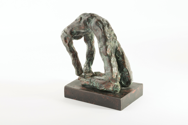, 'Arching Figure,' 1982-1986, The Mayor Gallery