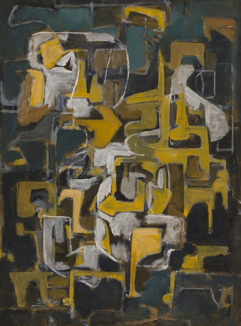 , 'Enigma,' 1954, Childs Gallery