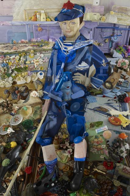 , 'Le petit marin,' 2013, Sergio Gonçalves Galeria