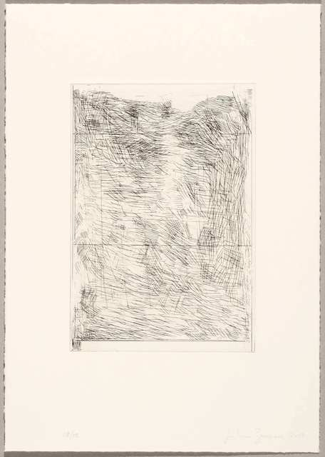 John Zurier, 'October Note 3', 2017, Niels Borch Jensen Gallery and Editions