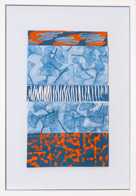 Carol Rissman, 'Folio Series (3)', 2018, L'Attitude Gallery