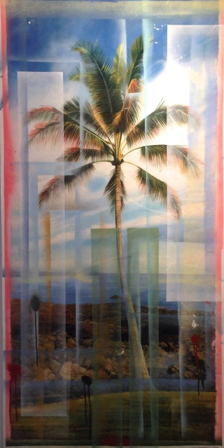 , 'Palm Tree,' 2015, K + Y Gallery