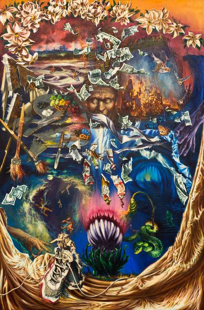 Paul Gorka, 'Thistle Dreams', ca. 2005, DETOUR Gallery