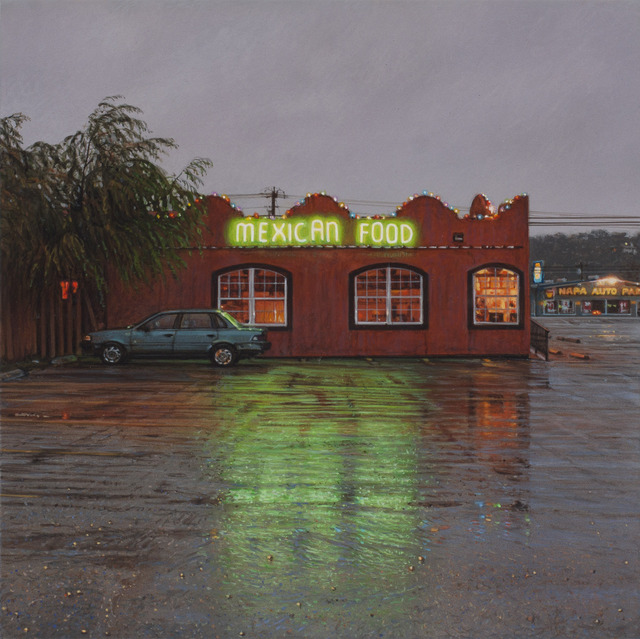 , 'Mexican Food,' 2012, Miles McEnery Gallery