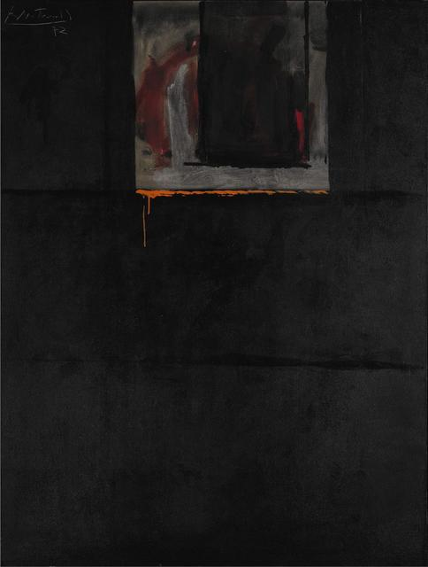 , 'Royal Dirge,' 1972, Templon