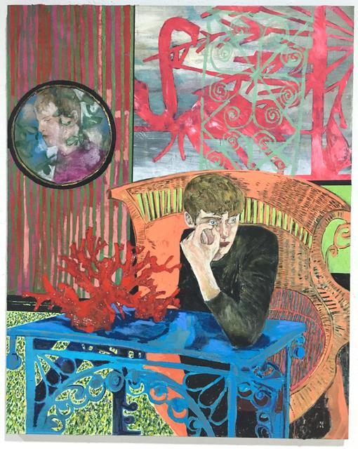 , 'Pulling Lashes,' 2016, Galerie Peter Kilchmann