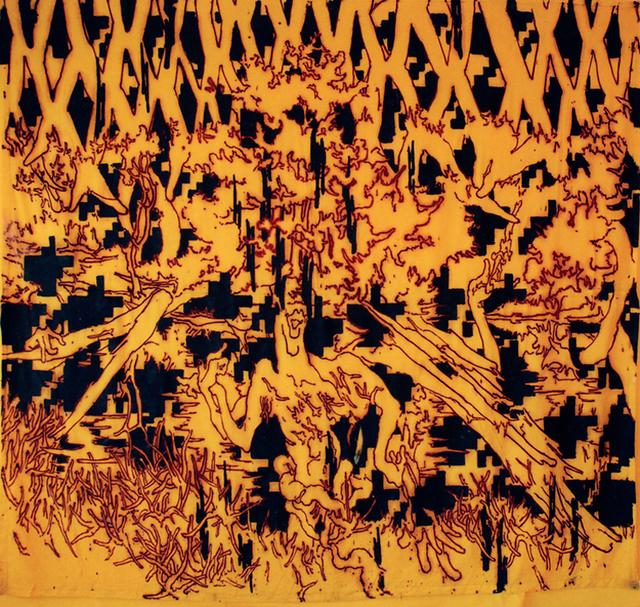 , 'Untitled,' 2003, etHALL