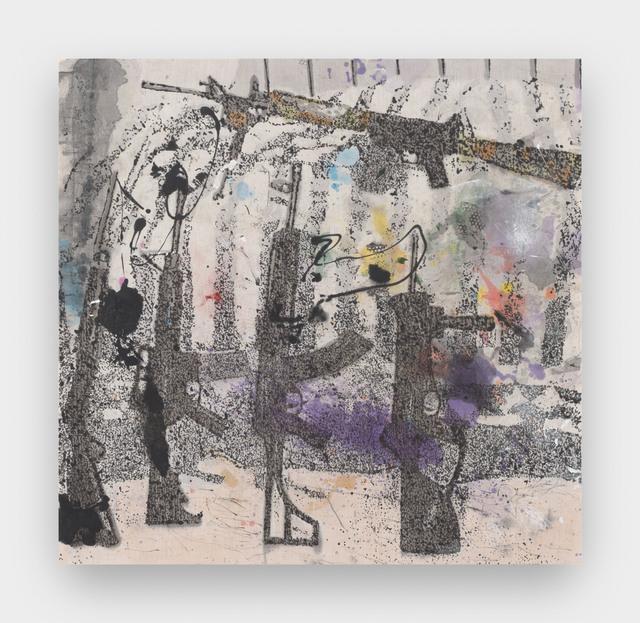 , 'Collection,' 2018, David Zwirner