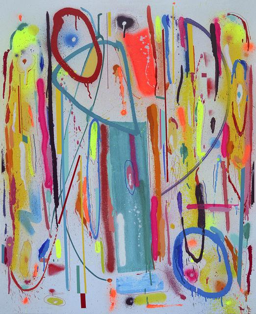 Kenor, 'Amazonia', 2018, Painting, Acrylic on canvas, N2 Galería