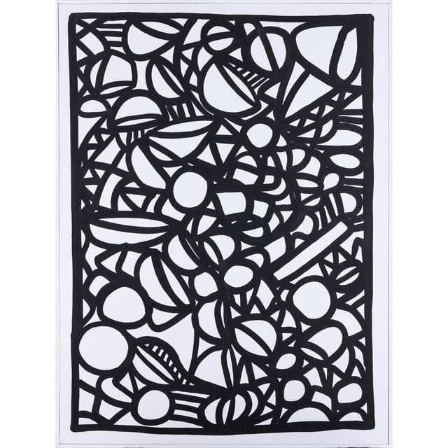 Christian Astuguevieille, 'Painting ECRITURE n°27 - Unique Piece', 2014, PIASA
