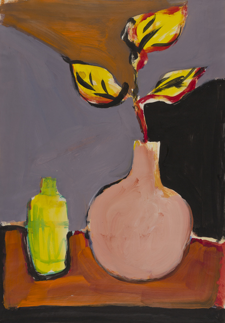 , 'Still Life With Leaves,' 1974, ArtSuite New York