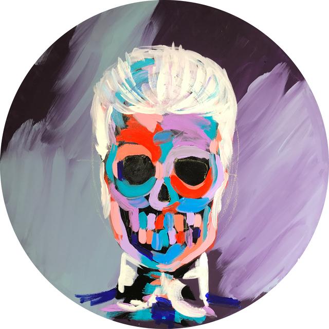 , 'Karl Lagerfeld II ,' 2016, Maddox Gallery