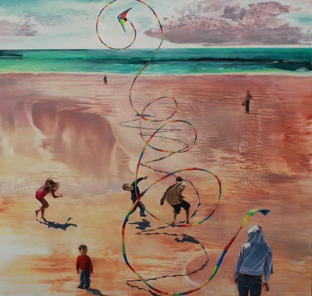 Kay Bradner, 'Family', 2017, Sue Greenwood Fine Art