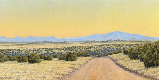 , 'Road Home,' 2017, Gerald Peters Gallery Santa Fe