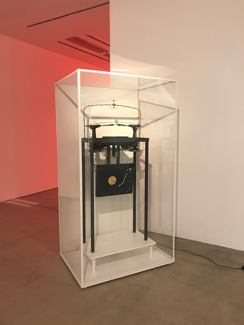 , 'sex machine,' 2018, Zuecca Project Space