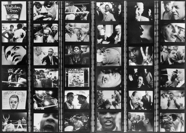 , 'Film strips from Muhammad Ali - The Greatest,' 1969, Atlas Gallery