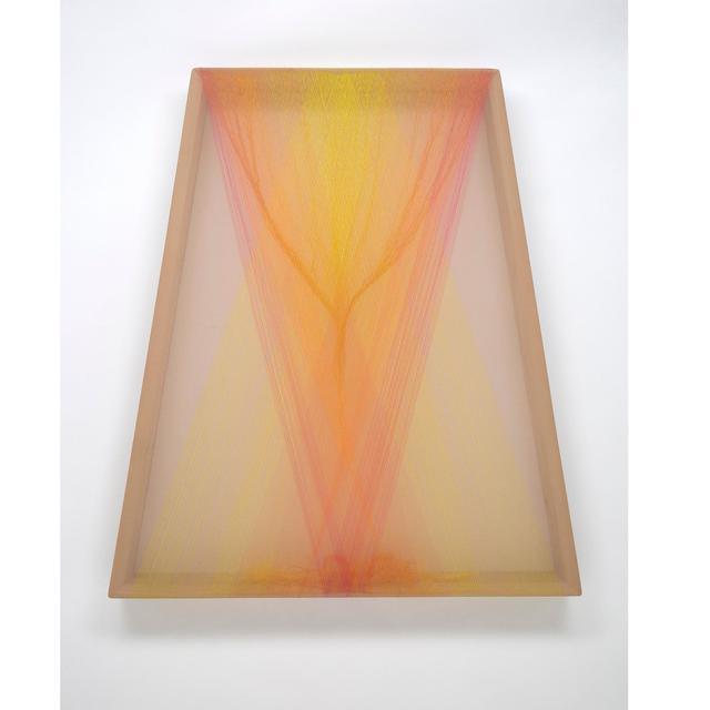 , 'Thread Crossing,' , Exhibit by Aberson