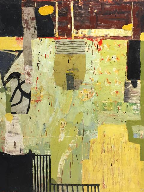 Sammy Peters, 'Repose: unquiet; determination', 2015, M.A. Doran Gallery