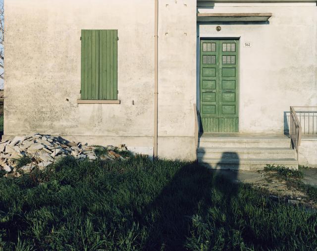 , 'Via Masiera, Cesena, 1985,' 1985, Large Glass