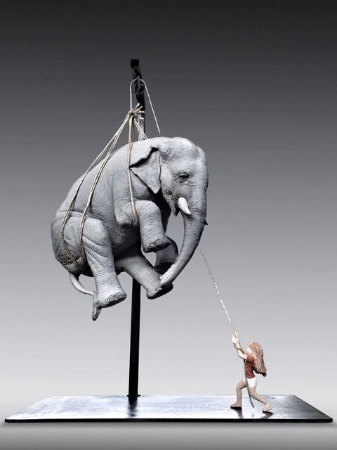, 'Marta a l'elefante,' , Mark Hachem Gallery