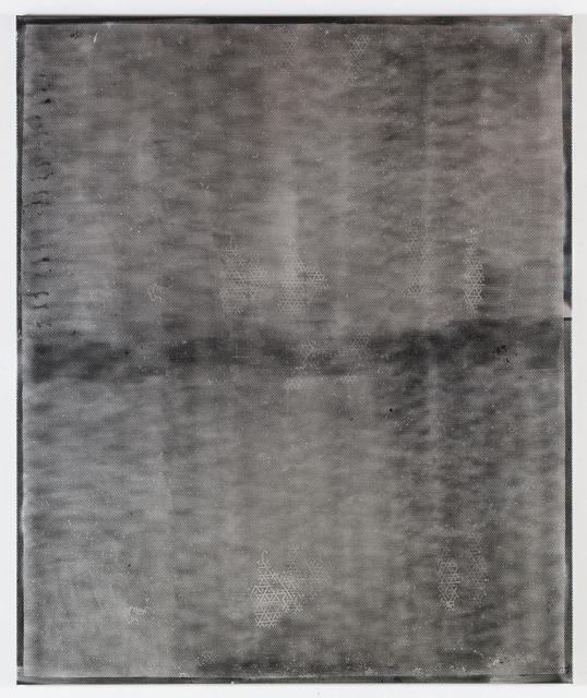 , 'G.G. n°2013/12/12Lattice Defects,' 2013, Van der Mieden Gallery