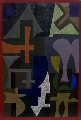 Jorge Fick, 'Zoroaster,' 1965, Eric Firestone Gallery