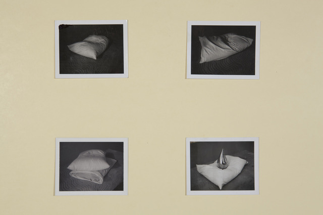 , 'No title (Pillow and teardrop),' 2001, Gagosian Gallery