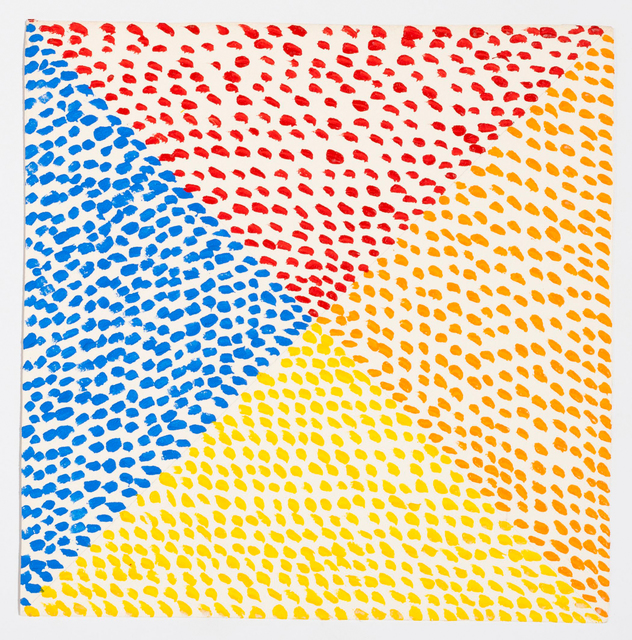 , 'Untitled,' ca. 1980, Allan Stone Projects
