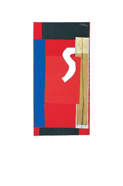 Robert Motherwell, 'In Celebration', 1975, Kasmin