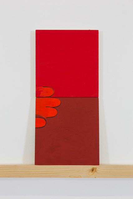 , 'Double Over,' 2016, Nina Johnson