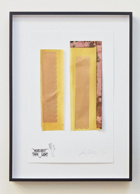 Sam Lewitt, 'Untitled (Two Weak Local Lineaments)', 2015, CCA Wattis Institute For Contemporary Arts