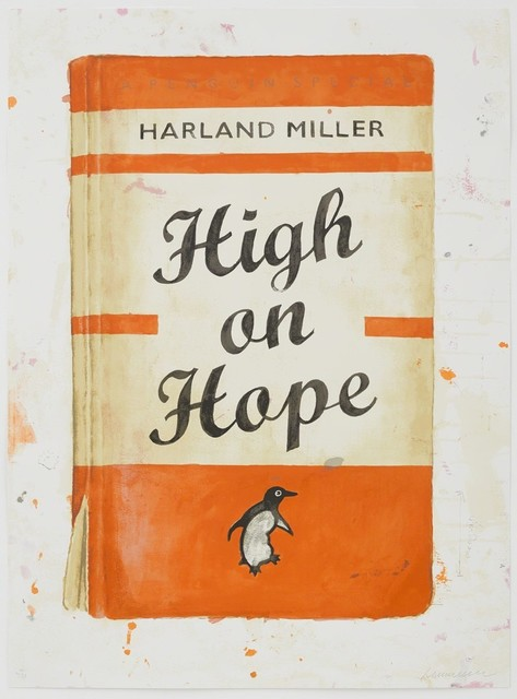 , 'High On Hope ,' 2014, Maddox Gallery