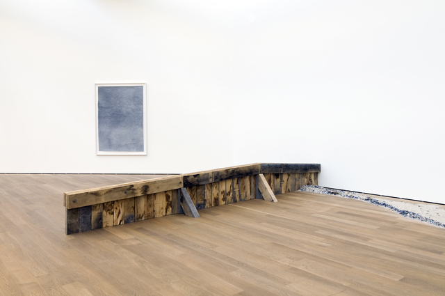 , 'Site of Confluence, MUDAM, Luxembourg (exhibition view),' 2009, carlier | gebauer