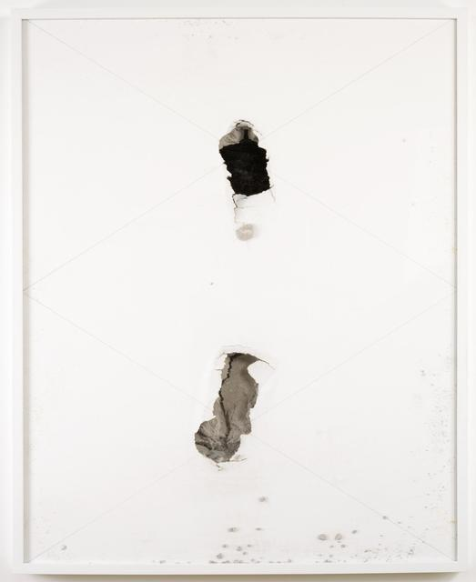 , 'Locus Rubric (black and white) II,' 2011, Almine Rech