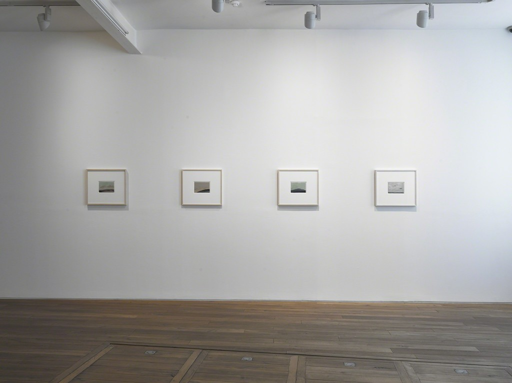 Installation view of Craig Murray-Orr's solo exhibition 