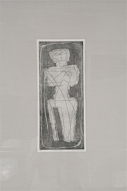 Louise Nevelson, 'Goddess One', 1966, Sragow Gallery