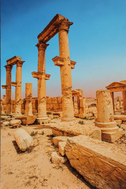 , 'Palmyra,' 2017, Nanda\Hobbs