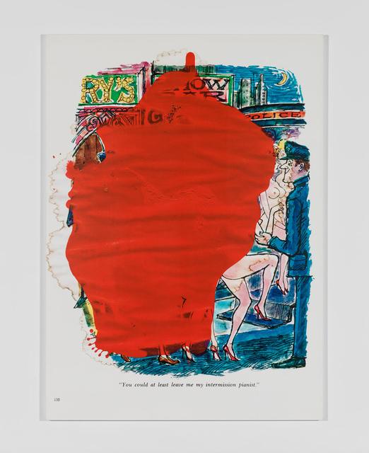 , 'Untitled (#130),' 2016-2017, Gladstone Gallery