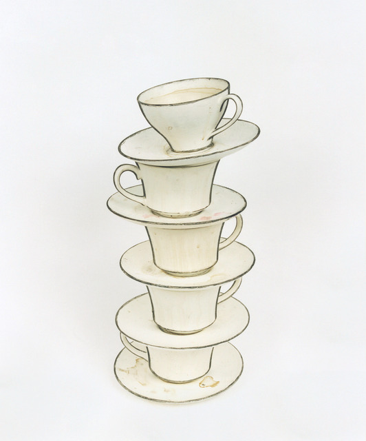 , 'Representation #55 (Cup Tower),' 2009, Clark Gallery