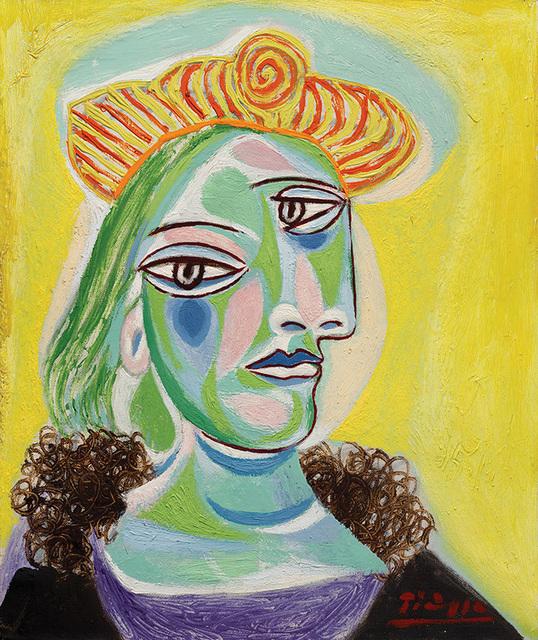 , 'Bust of a Woman (Dora Maar),' 1938, Vancouver Art Gallery