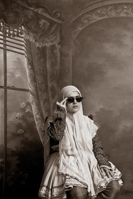 , 'Qajar #9,' 1998, Officine dell'Immagine