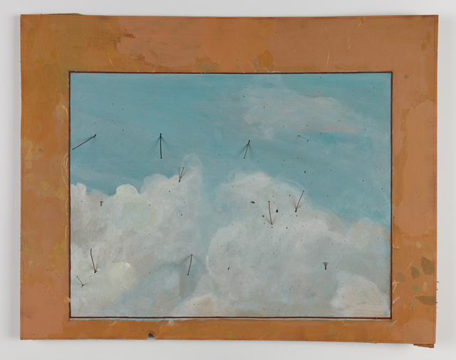 , 'Qu'est-ce qu'ils cherchent au ciel, tous ces aveugles,' 2005-2018, Kristof De Clercq