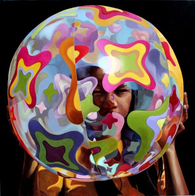 , 'Her Fragile World 2,' 2016, Qube Gallery