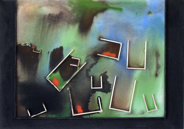 ", '""Wee Street N 2"",' 2007, Galleria Raucci / Santamaria"