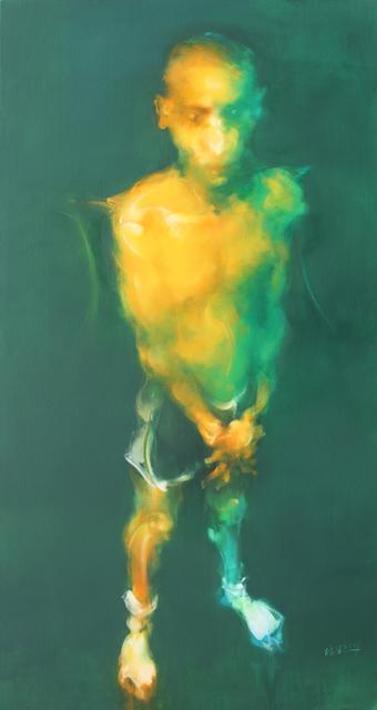 , 'Man Standing,' 2014, de Sarthe Gallery
