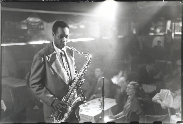 , 'Sonny Stitt at the Birdland, NYC,' ca. 1950, Galerie Julian Sander