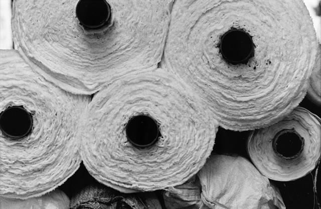 Gianni Berengo Gardin, 'Untitled (fabrics)', 2014, Finarte