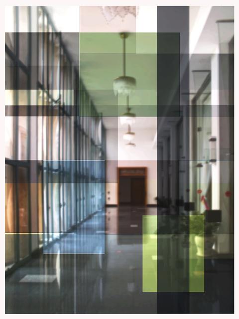 , 'Platz #1空间#1,' 2019, ART LABOR Gallery