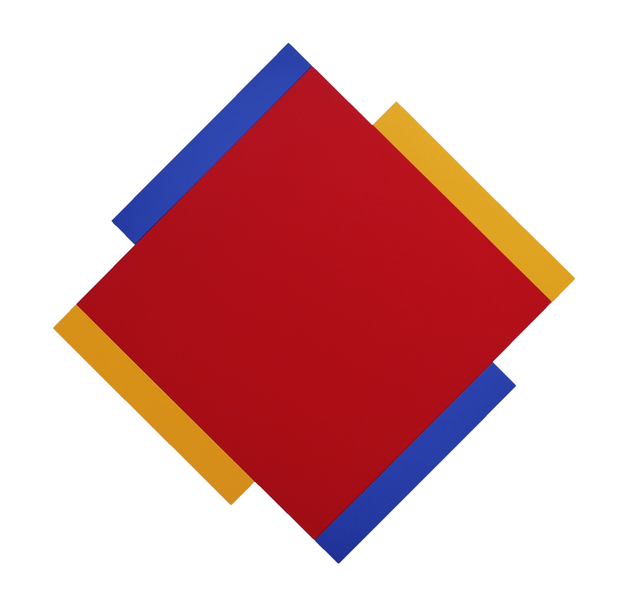 , 'Centric Red / Blue / Yellow,' , Peter Blake Gallery